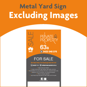 Yard signs sell your property rent your property land sales yard signs solutioingenieria Images