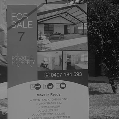 Yard signs sell your property rent your property land sales a add ons yard signs solutioingenieria Images